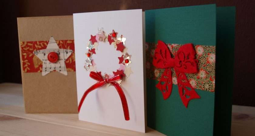Making Holiday Cards Home Surprise Your Loved Ones Greeting