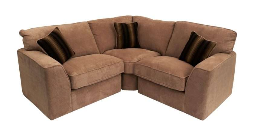 Malta Small Corner Sofa Luxurious Features Soft