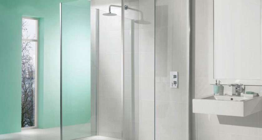Manhattan Walk Sided Shower Enclosure Without Tray