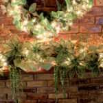 Mantel Christmas Decorating Ideas Kitchen Layout Decor