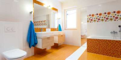 Many Housing Styles Benefit Relaxing Bathroom Decor Bathrooms