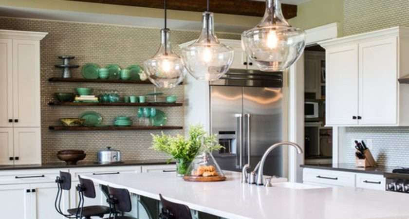 Many Pendant Lights Should Used Over Kitchen