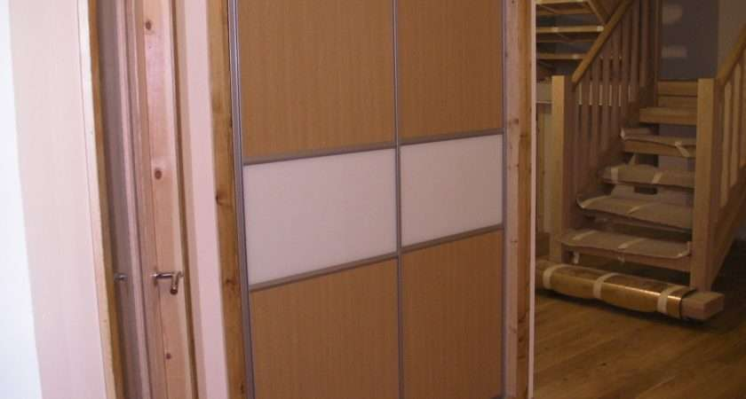 Marchburn Extension Day New Hall Cupboard Doors