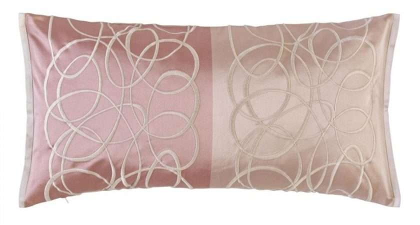 Marquisette Pale Rose Cushion Designers Guild Lifestyle