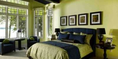 Marvellous Imagery Segment Interesting Green Bedroom Ideas
