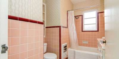 Mary Vintage Bathroom Decorated Bradbury Grete