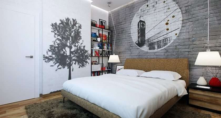 Masculine Bedrooms Need Not Dull Boring