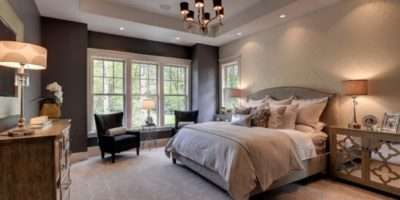 Master Bedroom Design Ideas Romantic Style