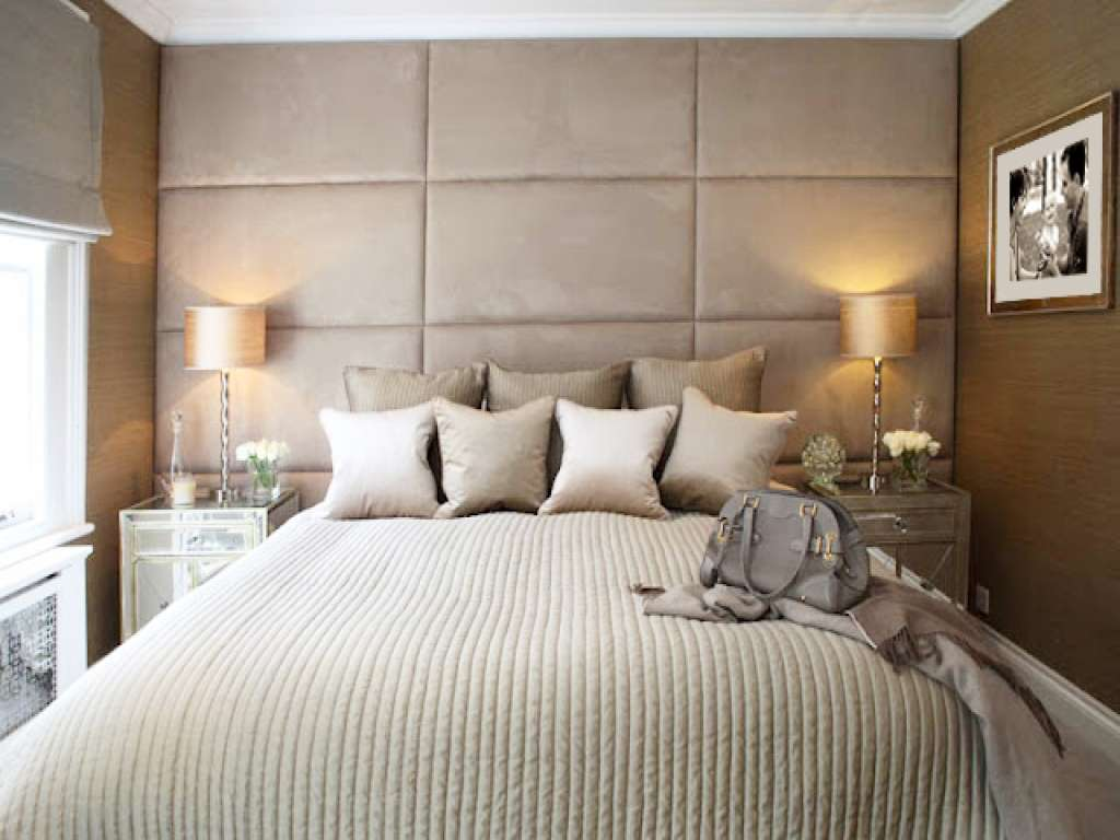 Master Bedroom Feature Wall Ideas Design
