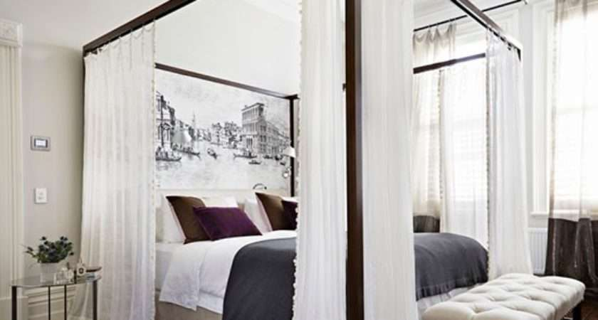 Master Bedroom Inspired Eclectic Quirky