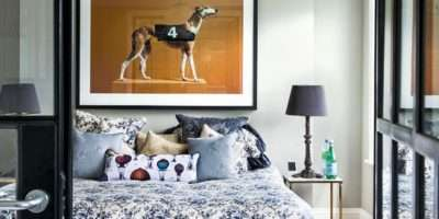 Master Bedroom Inspired Luxurious Quirky