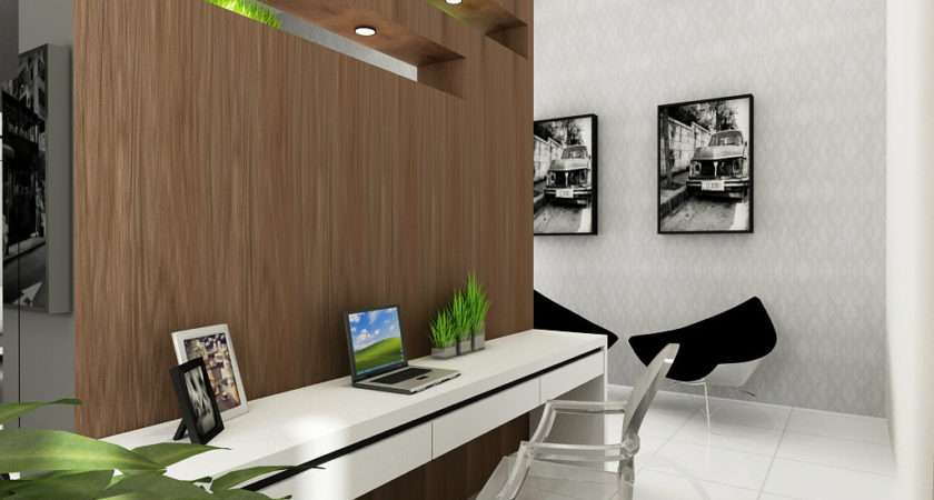 Master Bedroom Study Table Design Seri Alam Project Other Johor