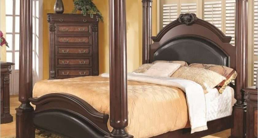 Master Bedrooms Featuring Canopy Beds Four Poster