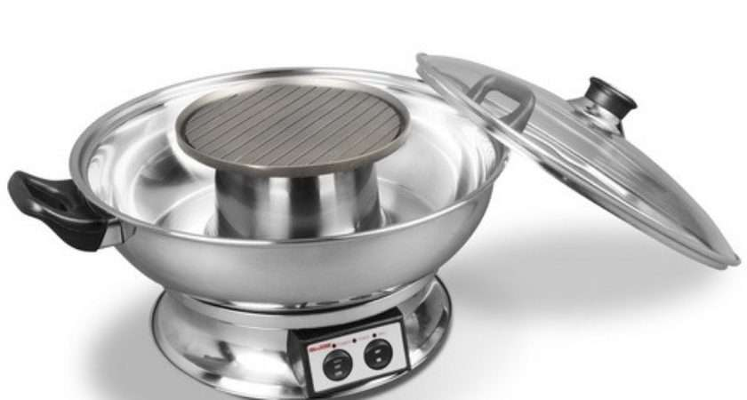 Maxim Asian Steamboat Teppanyaki Hot Plate Just Electrical