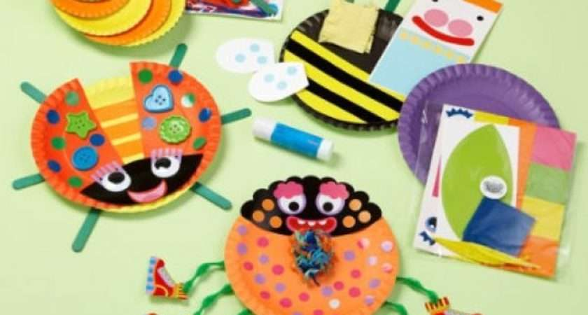 May Day Arts Crafts Kids Coffee Filter Earth Art