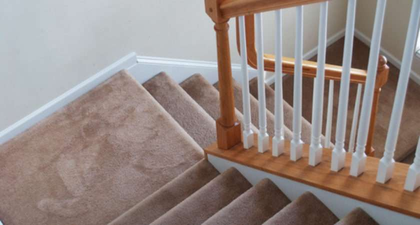 Measure Carpet Stairs Landing