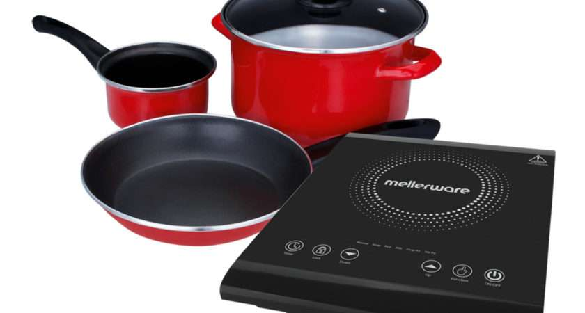 Mellerware Capri Induction Cooking Pack Makro