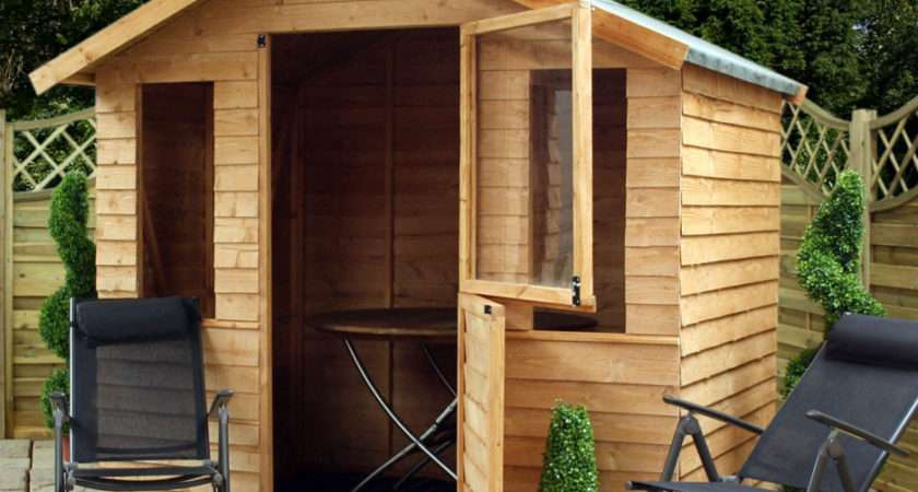 Mercia Overlap Summerhouse Cheap Prices