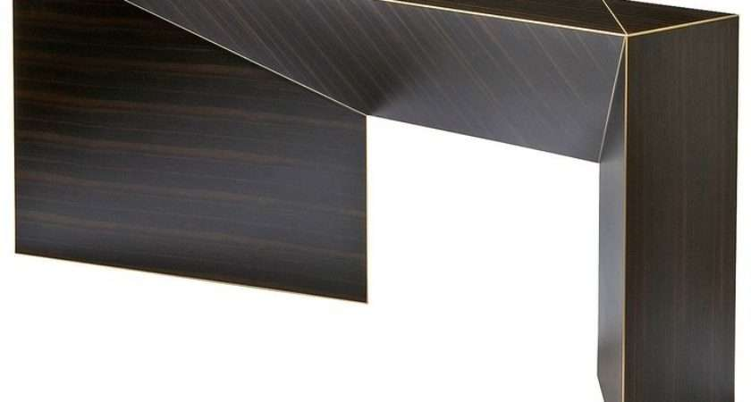 Mesmerizing Modern Console Table Drawers