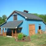 Metal Barn Homes New Trend Residential Constructions