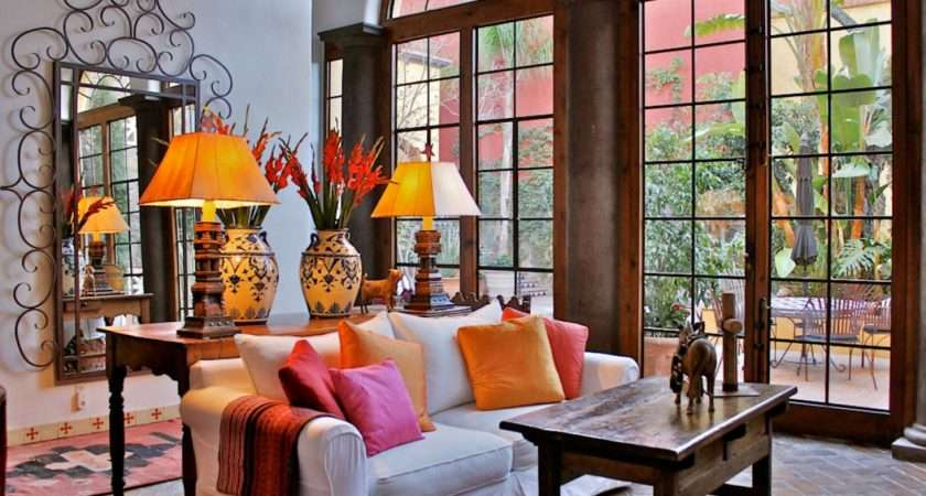 Mexican Living Room Furniture Bedroom Interior Design Ideas