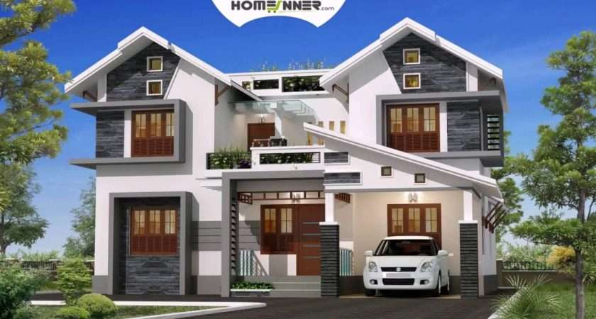 Middle Class House Plans India Youtube