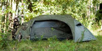 Mil Tec One Person Tent Recon Olive Drab Varusteleka