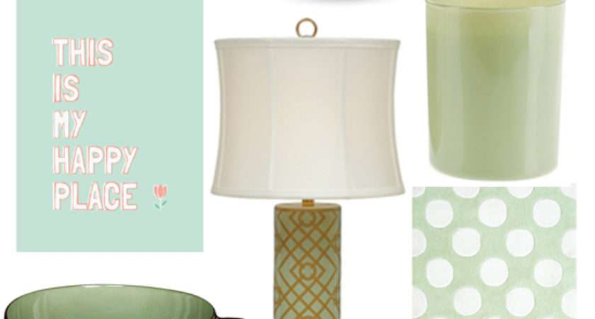 Mint Green Home Decor Popsugar