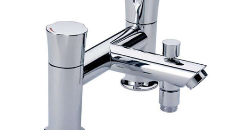 Mira Discovery Deck Mounted Bath Shower Mixer Tap