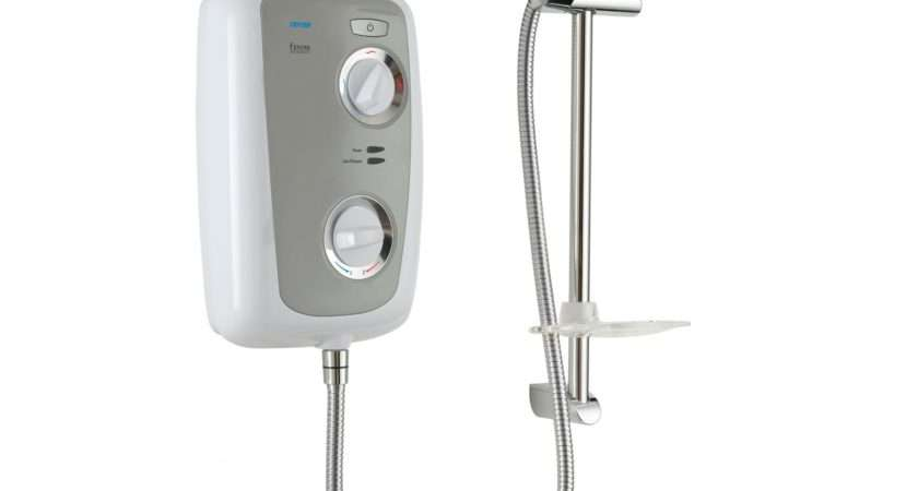 Mira Sprint Electric Shower White Departments