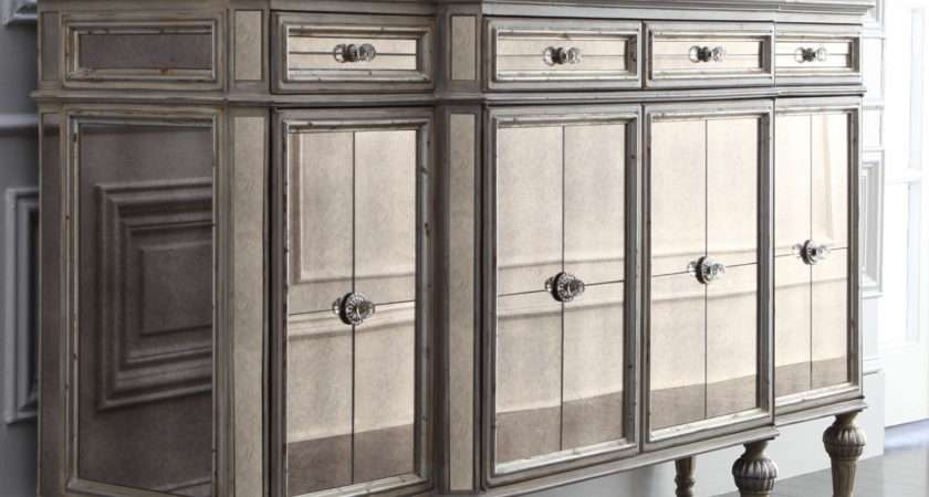 Mirrored Console Cabinet Review Homesfeed