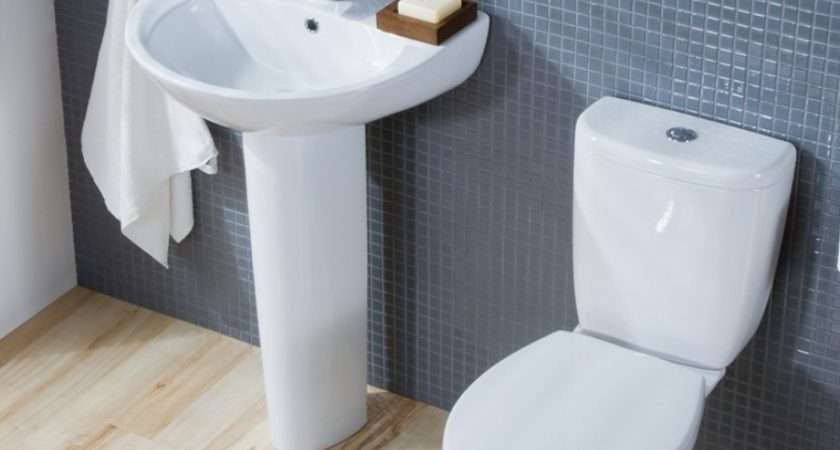 Modena Toilet Wash Basin Set