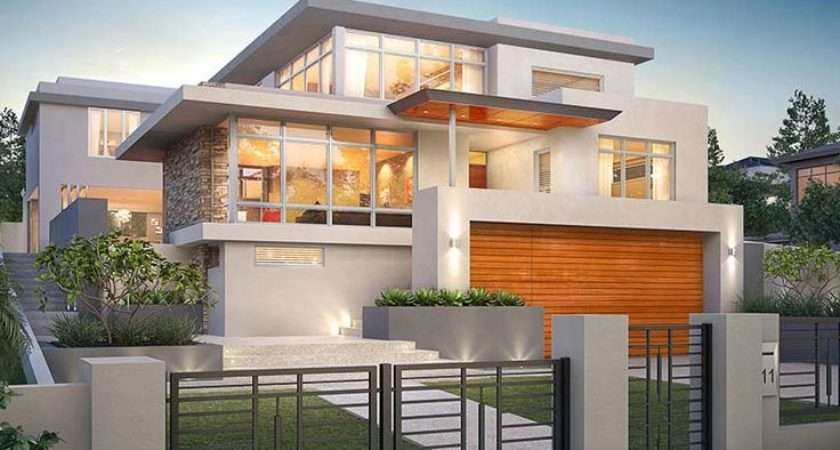 Modern Architecture Beautiful House Designs North