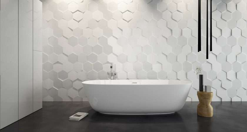 Modern Bathroom Tiles Design Top