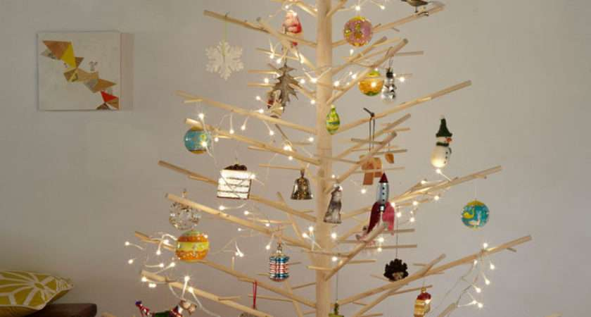 Modern Christmas Trees Can Decorate