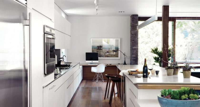 Modern Contemporary Kitchens