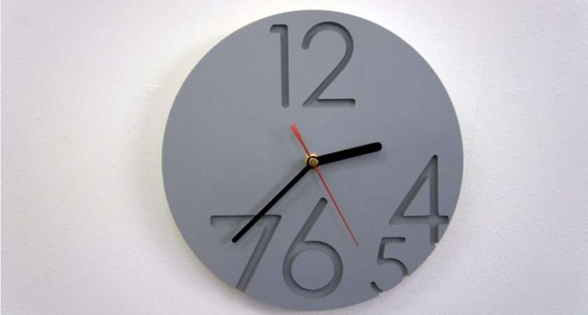 Modern Contemporary Wall Clocks Rachael Edwards