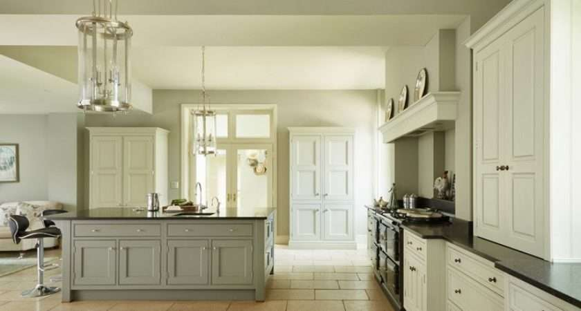 Modern Country Style Top Ten Grey Kitchens