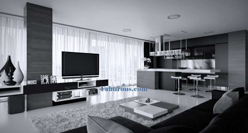 Modern Cutting Edge Room Design Ideas