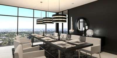 Modern Dining Room Designs Many Different Styles