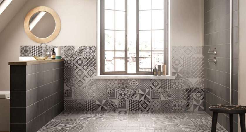 Modern Edwardian Bathroom Tiles British Ceramic Tile