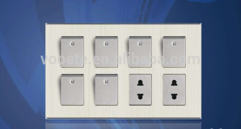 Modern Electrical Decorative Switches Sockets Buy