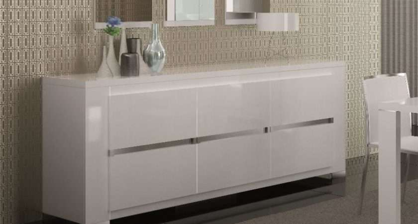 Modern Elegance Sideboard Living Room Storage