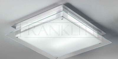 Modern Fluorescent Kitchen Ceiling Light