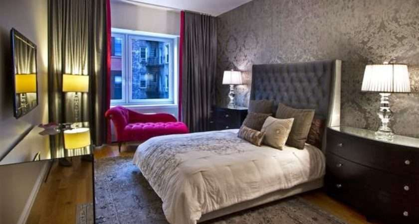 Modern Furniture Romantic Bedrooms Decorating Sexy