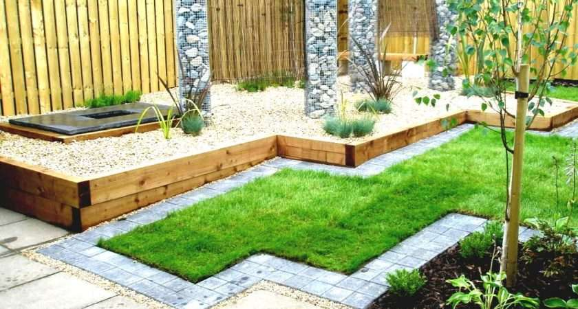 Modern Garden Designs Small Gardens Renovation Ideas