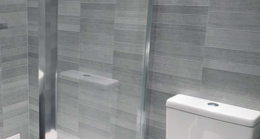 Modern Graphite Small Tile Wall Cladding Panels
