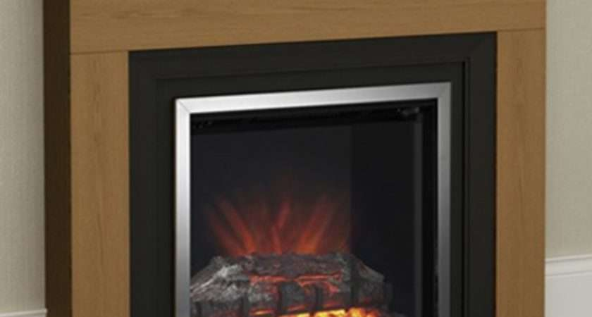 Modern Hanbury Designer Electric Fires