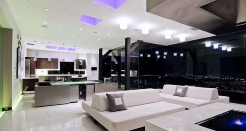 Modern House Plans Garages Luxury Interior Design Ideas