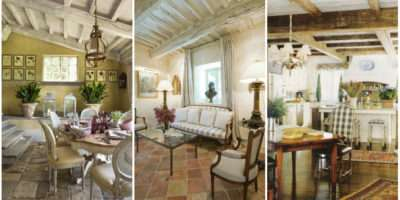 Modern Interior Decorating Ideas Provencal Style Home